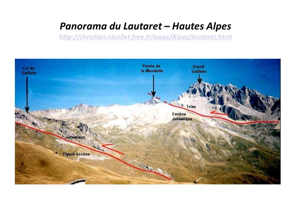 Panorama du Lautaret – Hautes Alpes http://christian. nicollet. free