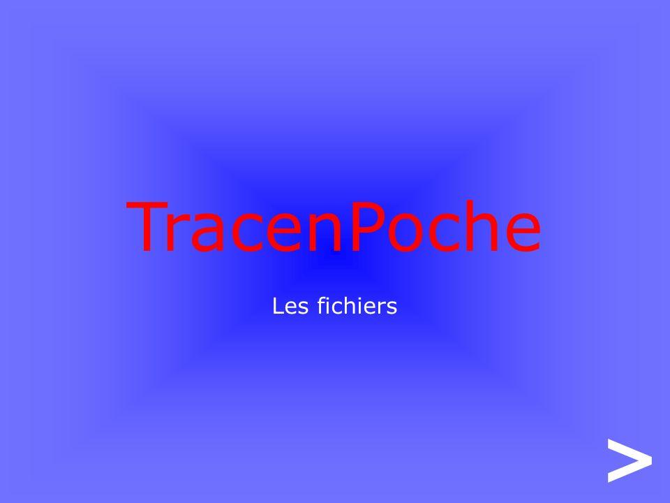 TracenPoche Les fichiers >