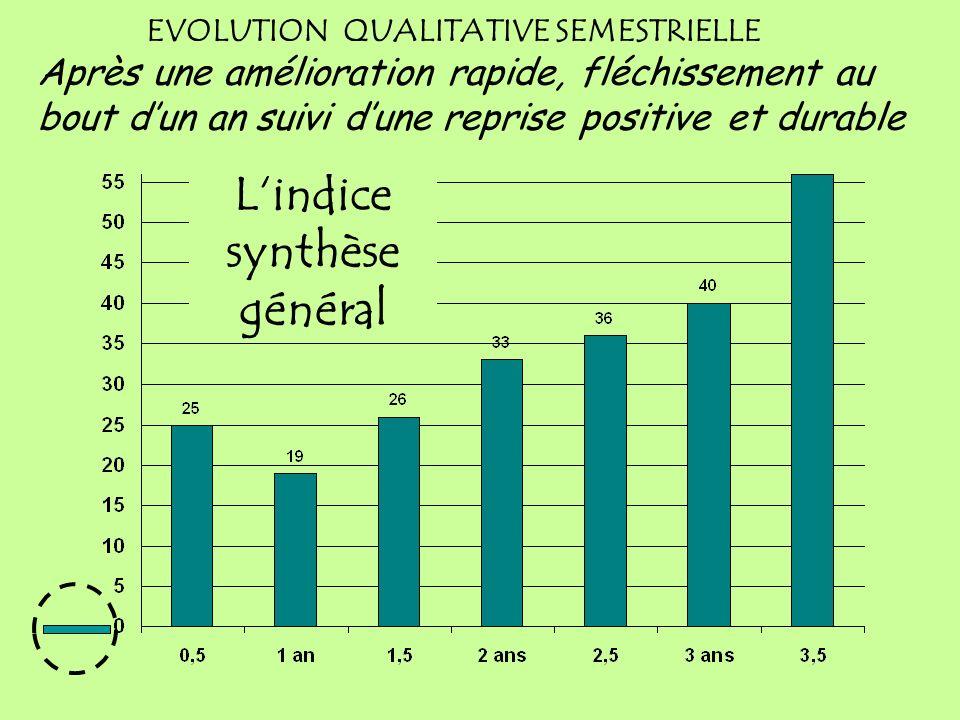 L'indice synthèse général