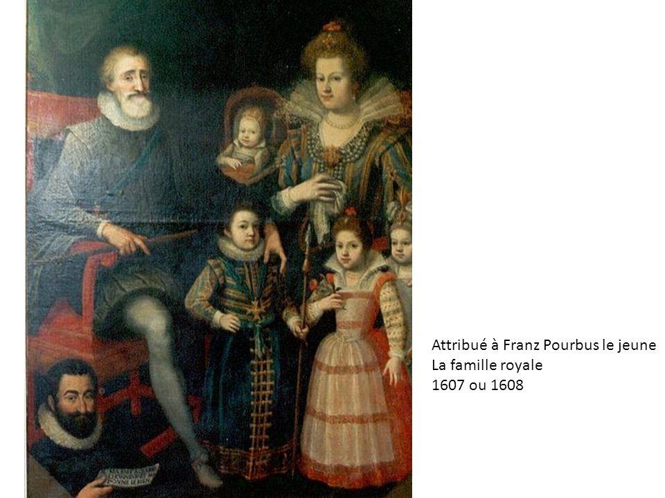 Attribué à Franz Pourbus le jeune
