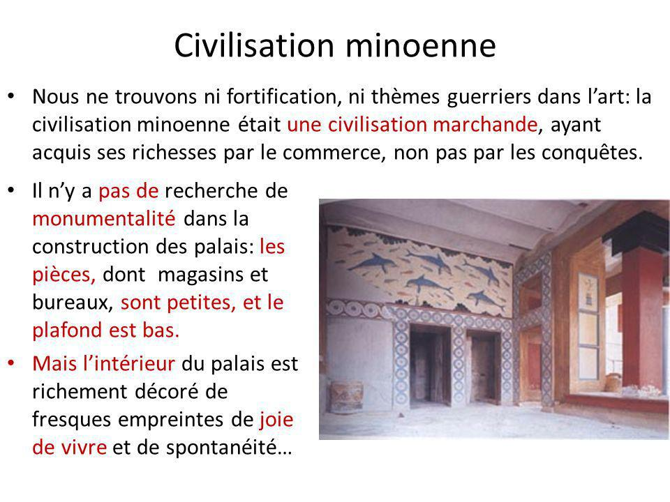 Civilisation minoenne