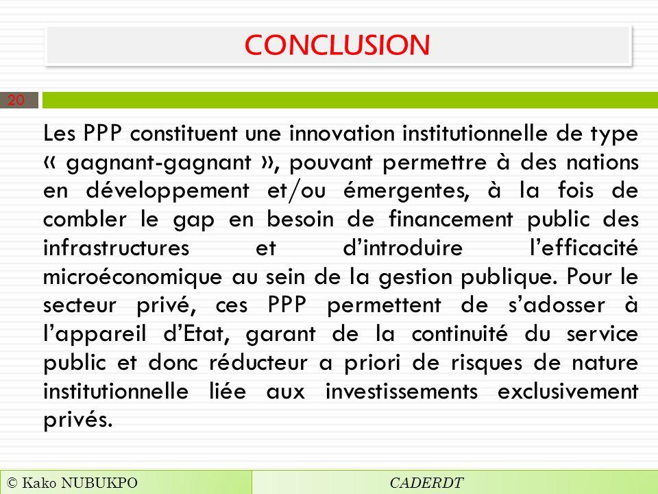 CONCLUSION 20.