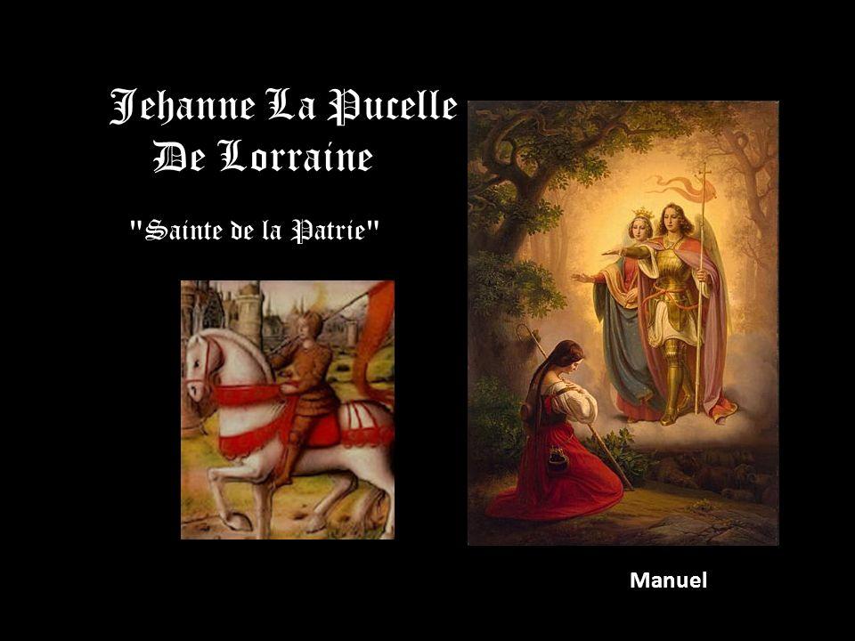 Jehanne La Pucelle De Lorraine