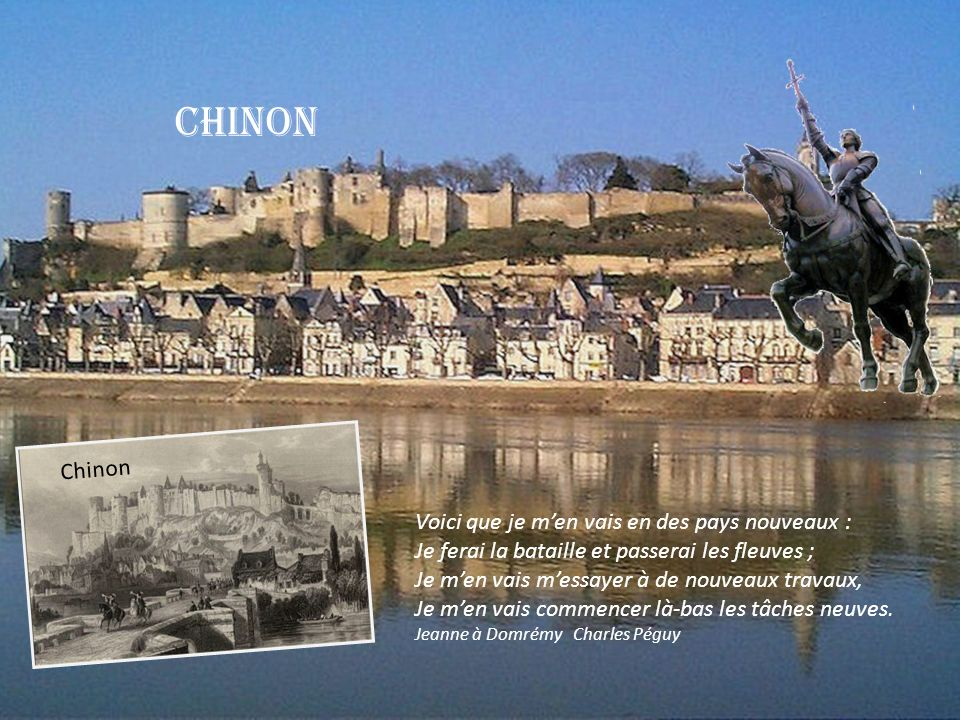 Chinon Chinon.
