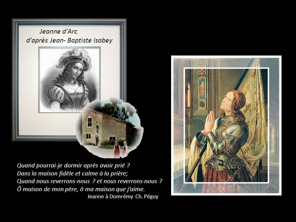 d après Jean- Baptiste Isabey