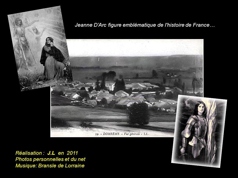 Jeanne D'Arc figure emblématique de l histoire de France…