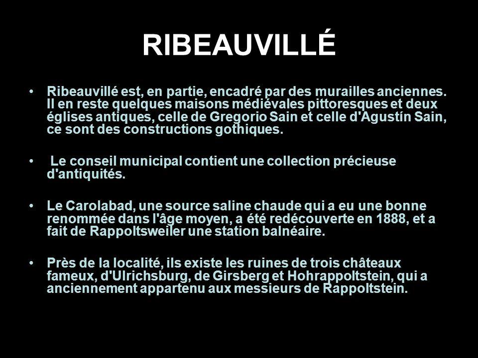 RIBEAUVILLÉ