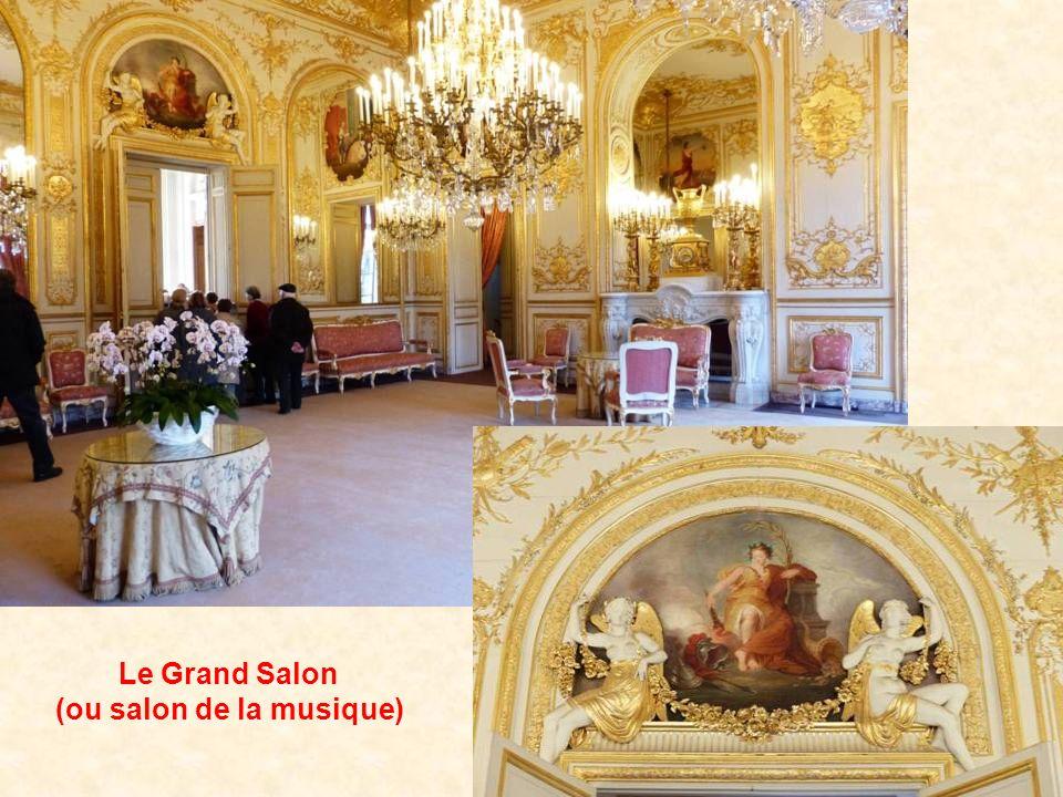Le Grand Salon (ou salon de la musique)