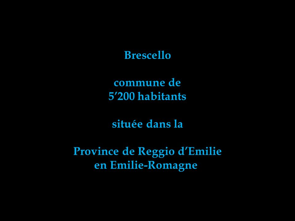 Province de Reggio d'Emilie
