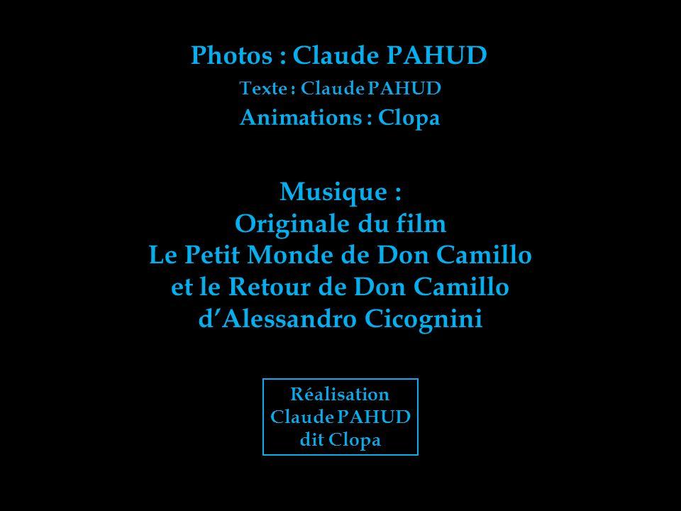 Le Petit Monde de Don Camillo et le Retour de Don Camillo