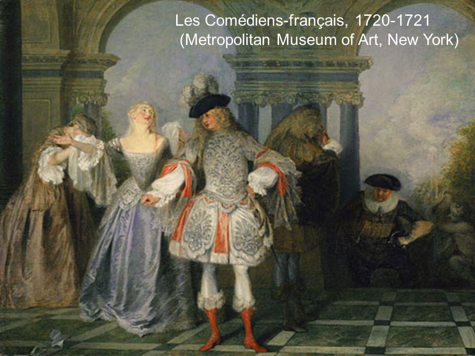 Les Comédiens-français, 1720-1721