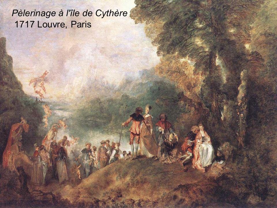 Pèlerinage à l île de Cythère