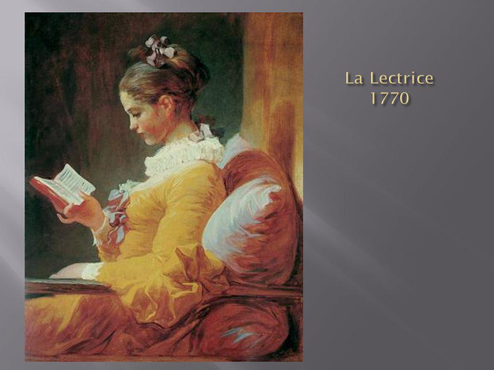 La Lectrice 1770