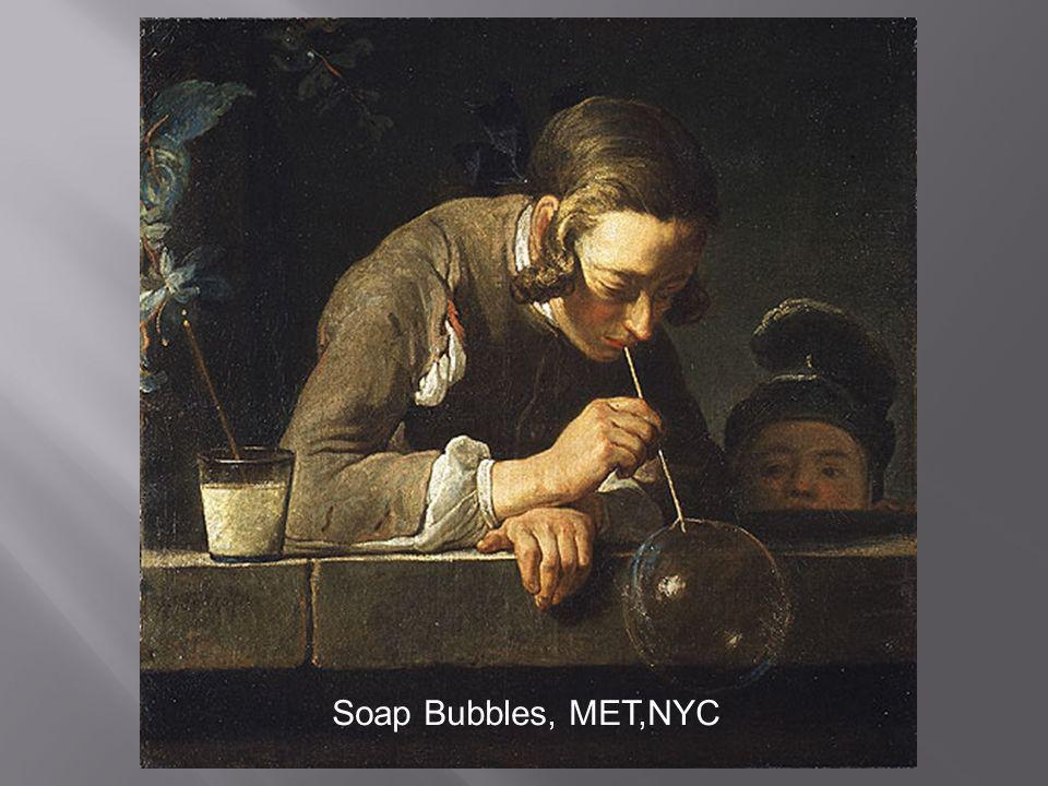 Soap Bubbles, MET,NYC