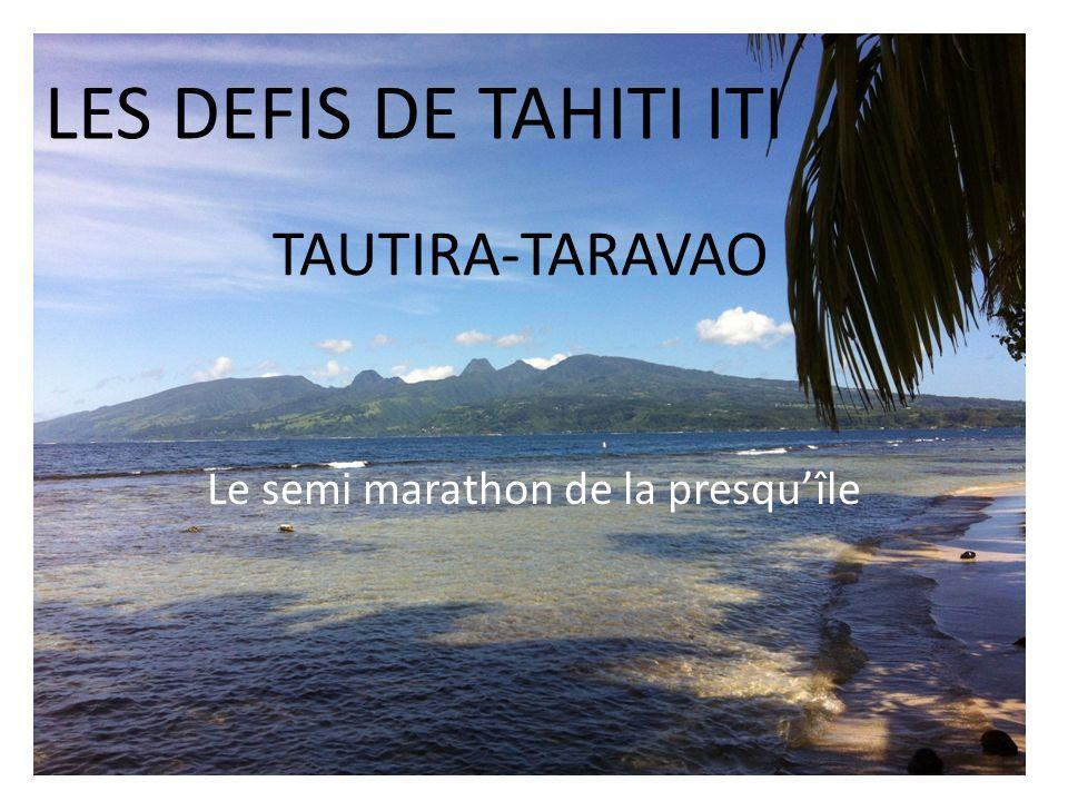Le semi marathon de la presqu'île