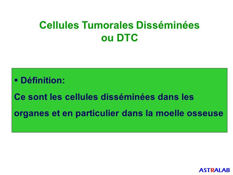 Cellules Tumorales Disséminées
