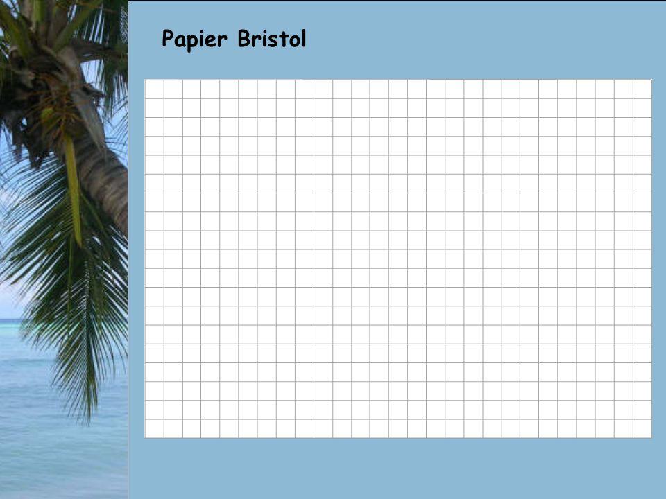 Papier Bristol