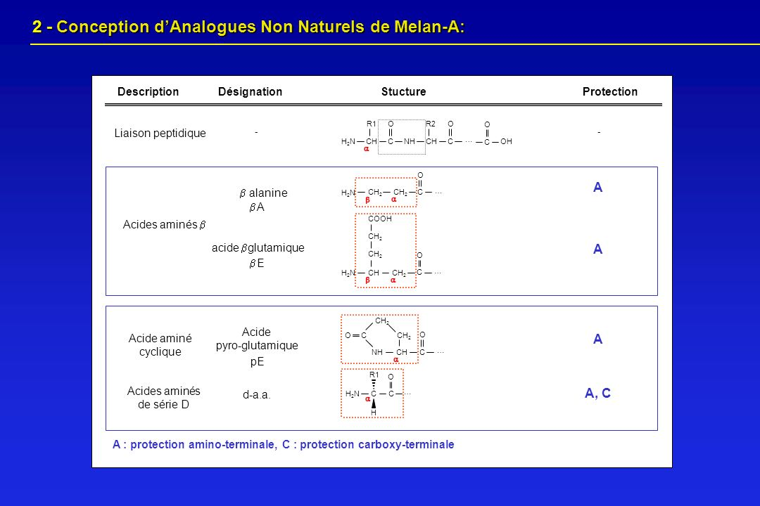 Acides aminés de série D