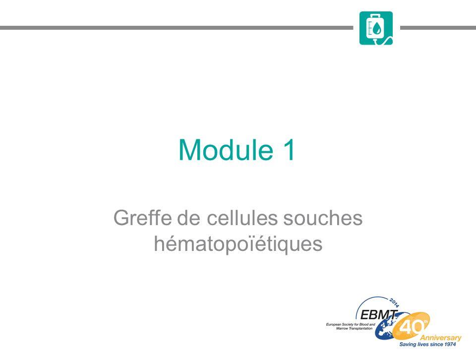 Greffe de cellules souches hématopoïétiques