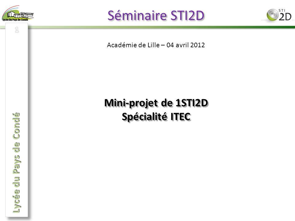 Académie de Lille – 04 avril 2012