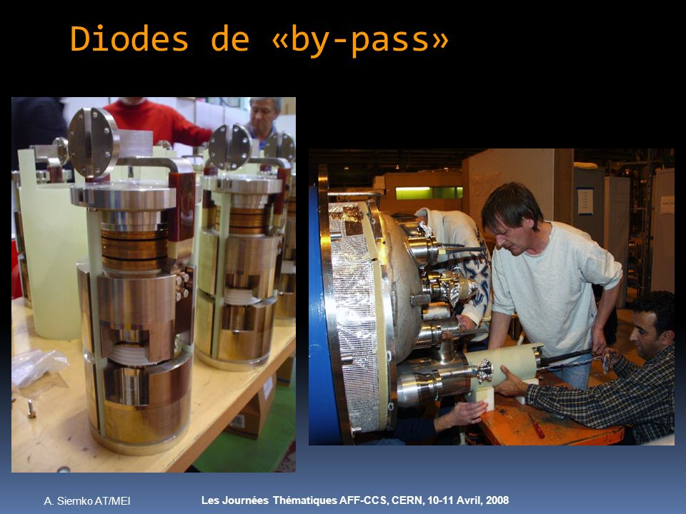 Diodes de «by-pass»