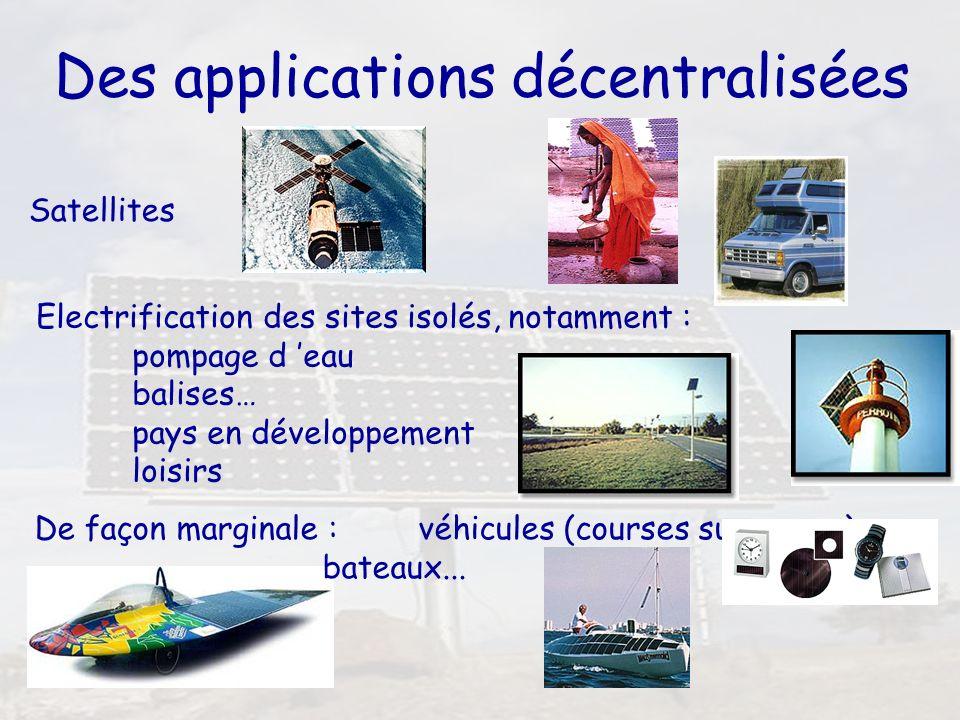 Des applications décentralisées