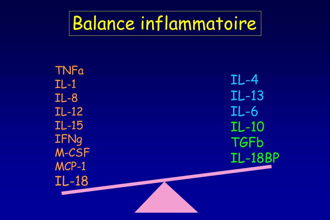 Balance inflammatoire