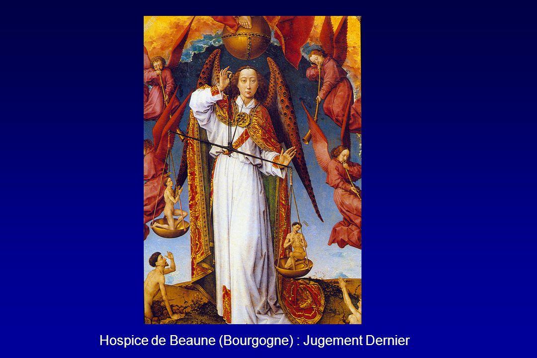 Hospice de Beaune (Bourgogne) : Jugement Dernier