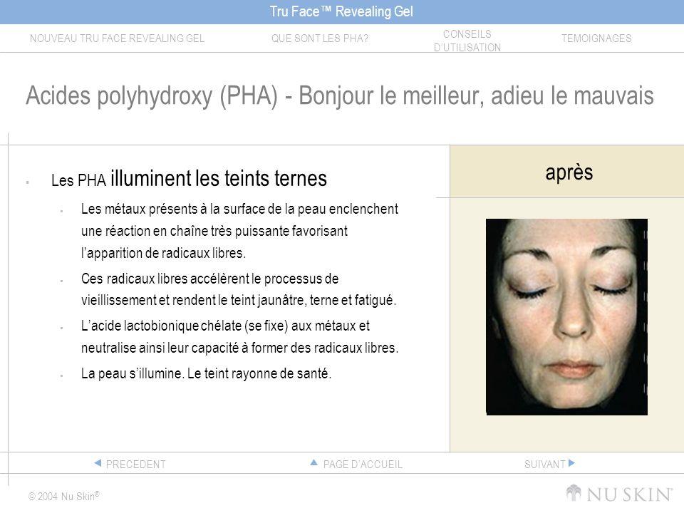 Acides polyhydroxy (PHA) - Bonjour le meilleur, adieu le mauvais