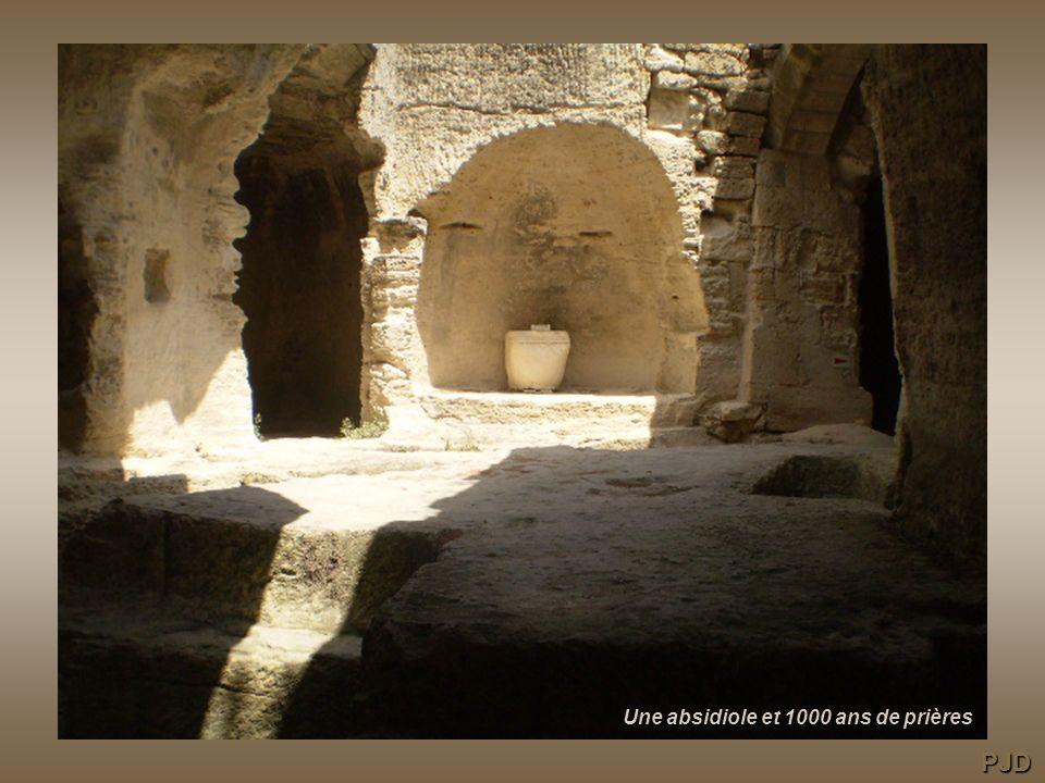 Une absidiole et 1000 ans de prières