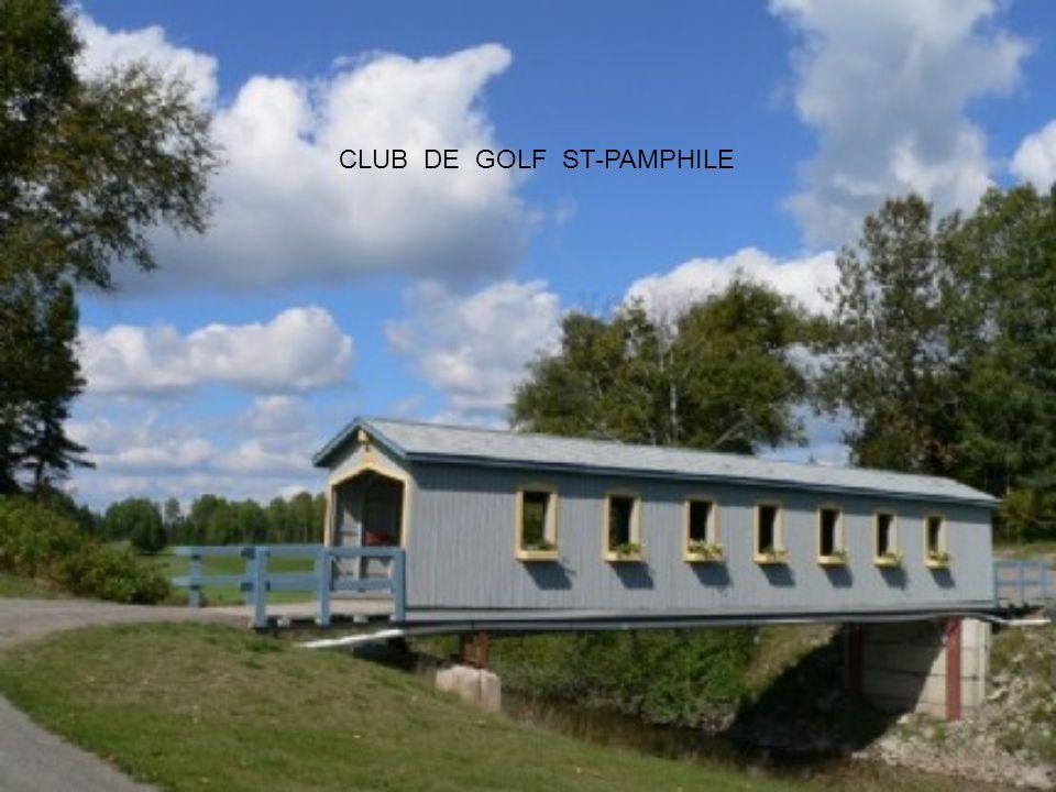 CLUB DE GOLF ST-PAMPHILE