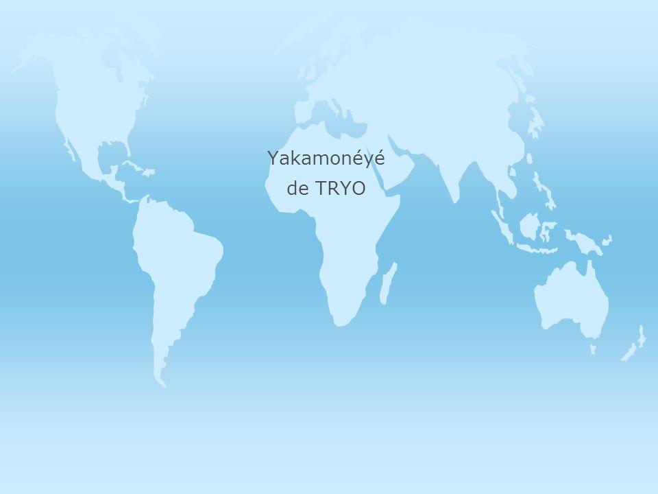 Yakamonéyé de TRYO