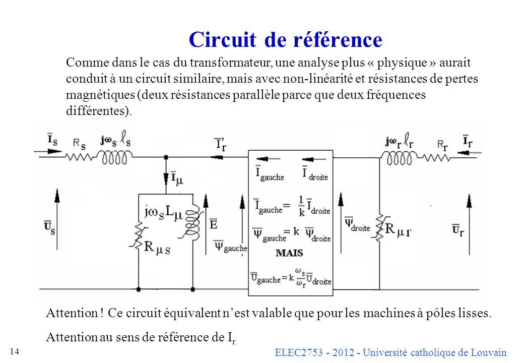 Circuit de référence