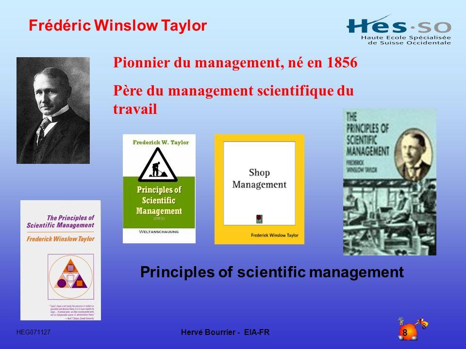 Frédéric Winslow Taylor