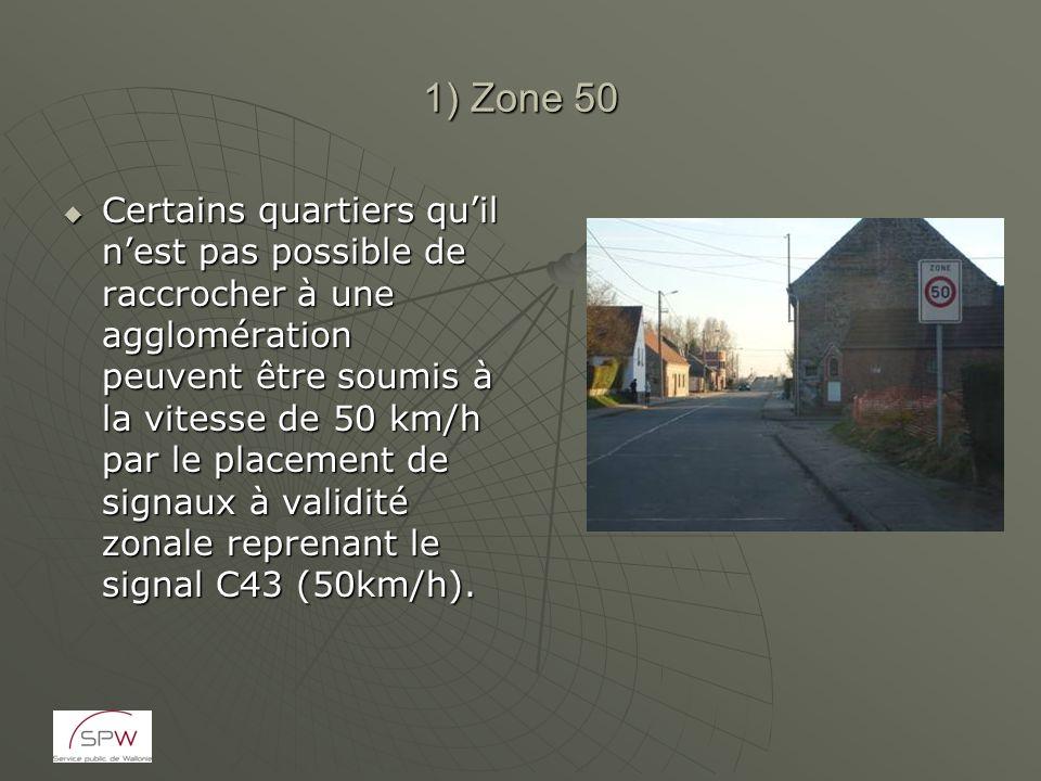 1) Zone 50