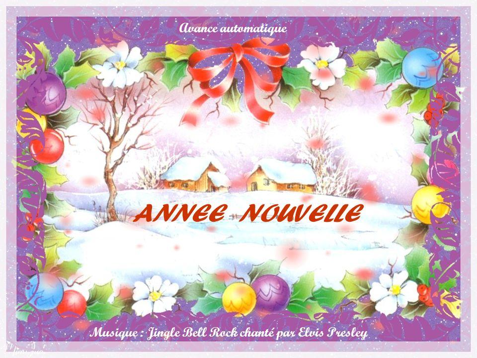 ANNEE NOUVELLE Avance automatique