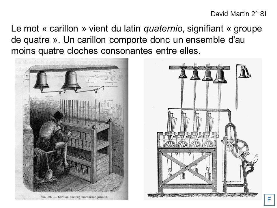 David Martin 2° SI