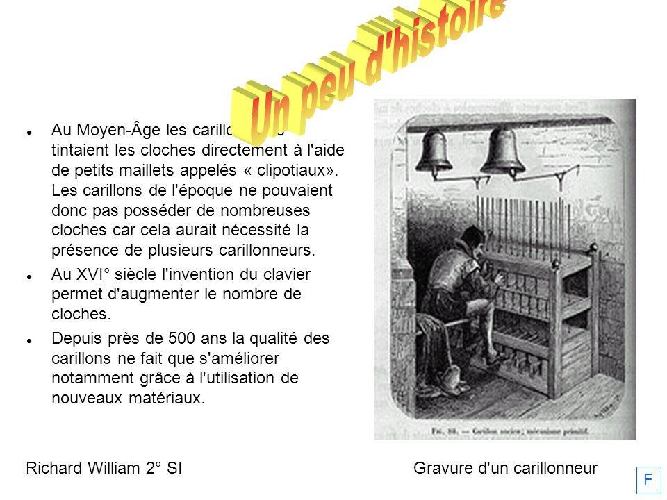 Gravure d un carillonneur