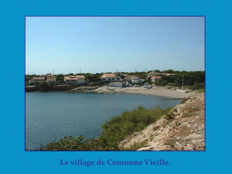 Le village de Couronne Vieille.