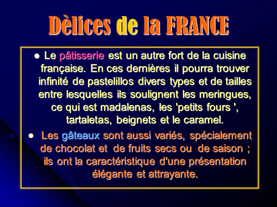 Dèlices de la FRANCE