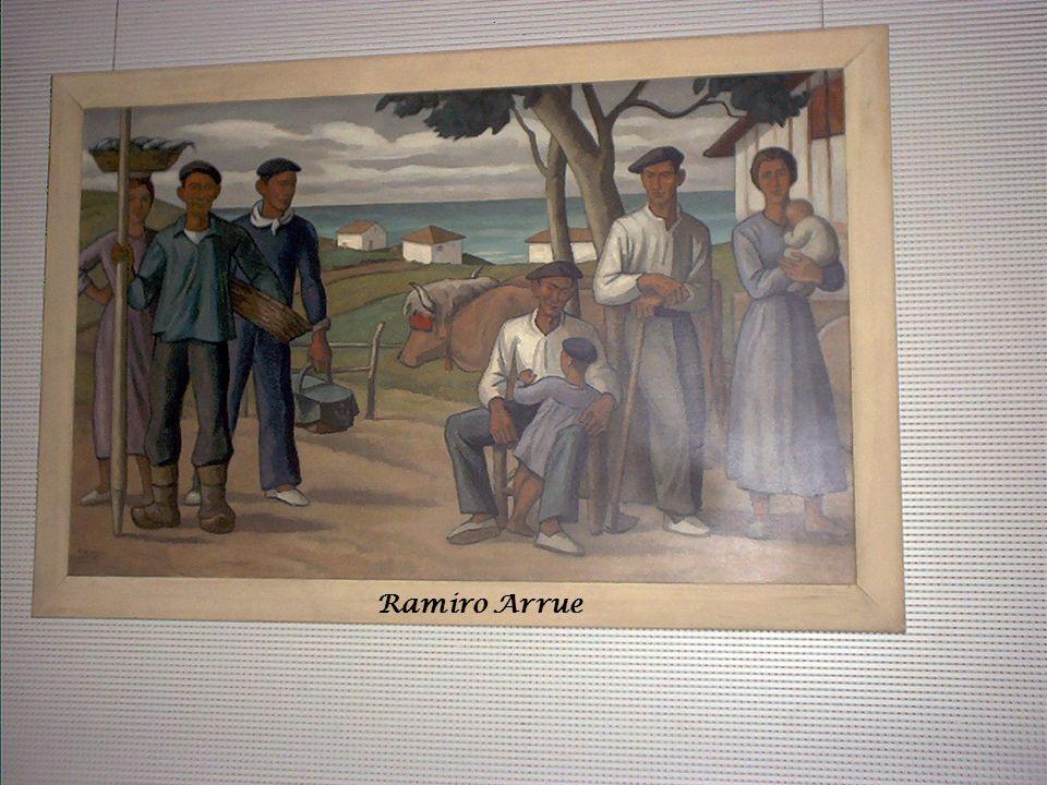 Ramiro Arrue