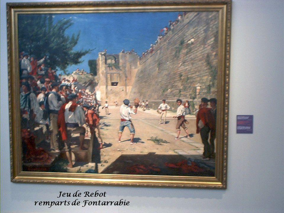 remparts de Fontarrabie
