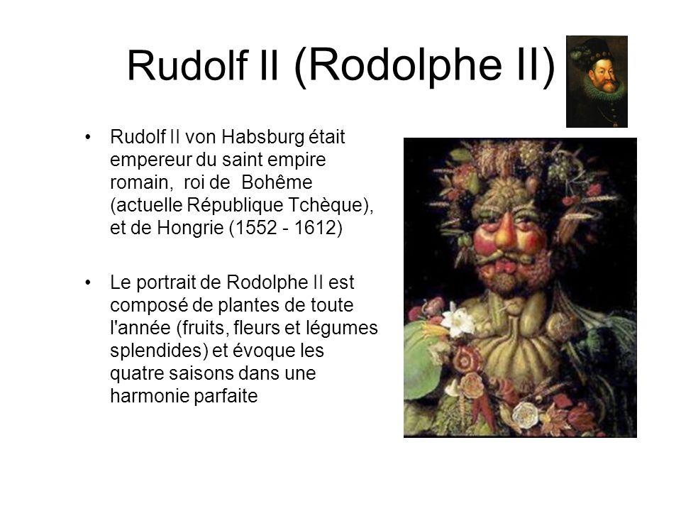 Rudolf II (Rodolphe II)