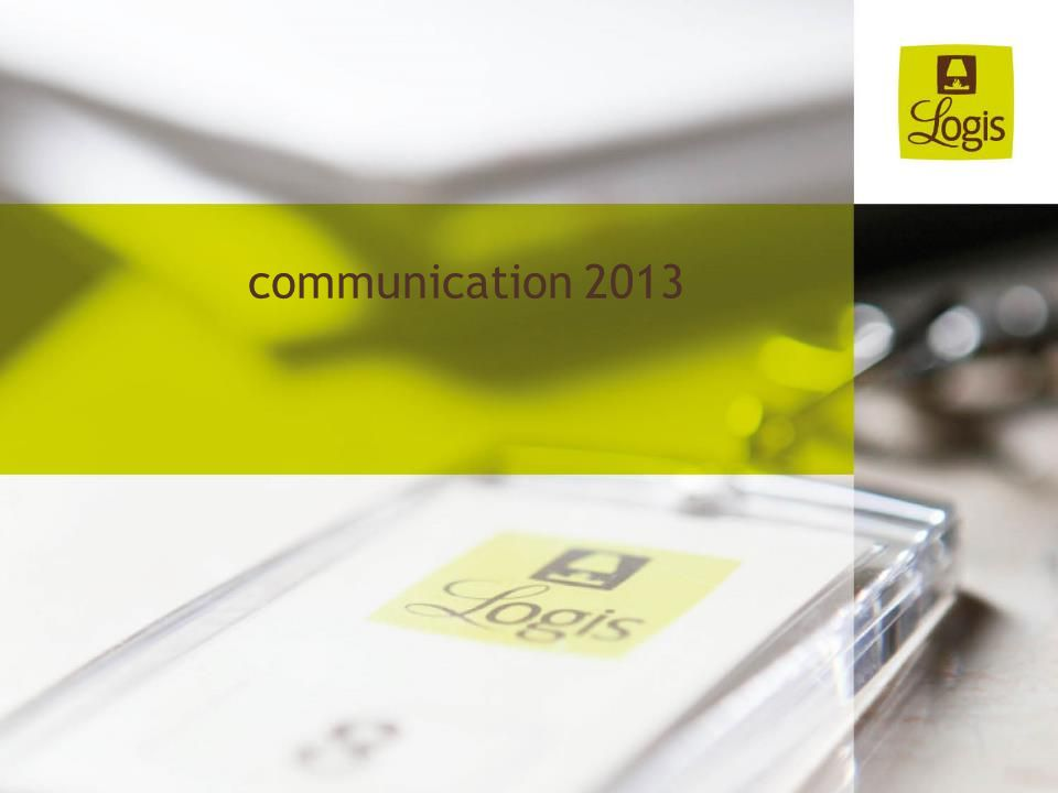 communication 2013