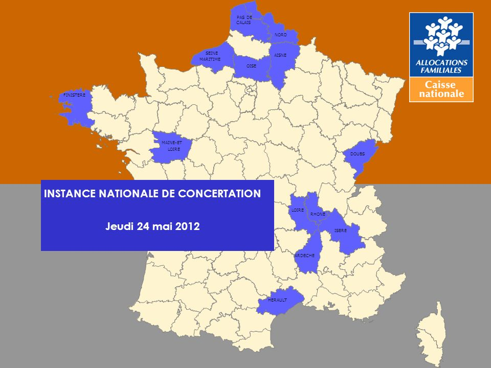 INSTANCE NATIONALE DE CONCERTATION