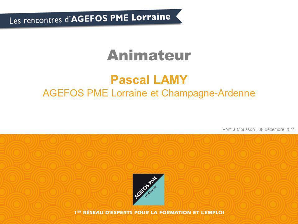 AGEFOS PME Lorraine et Champagne-Ardenne