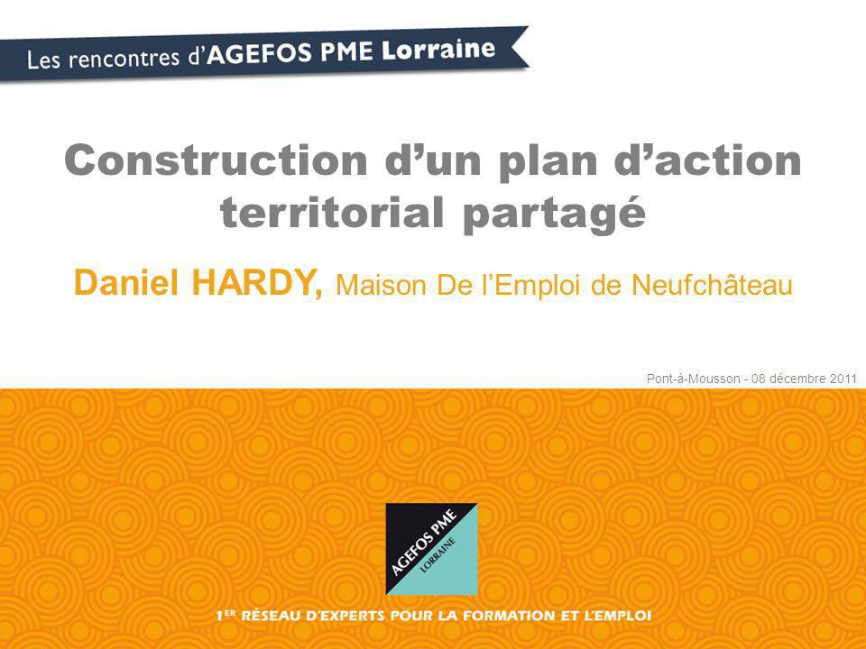 Construction d'un plan d'action territorial partagé