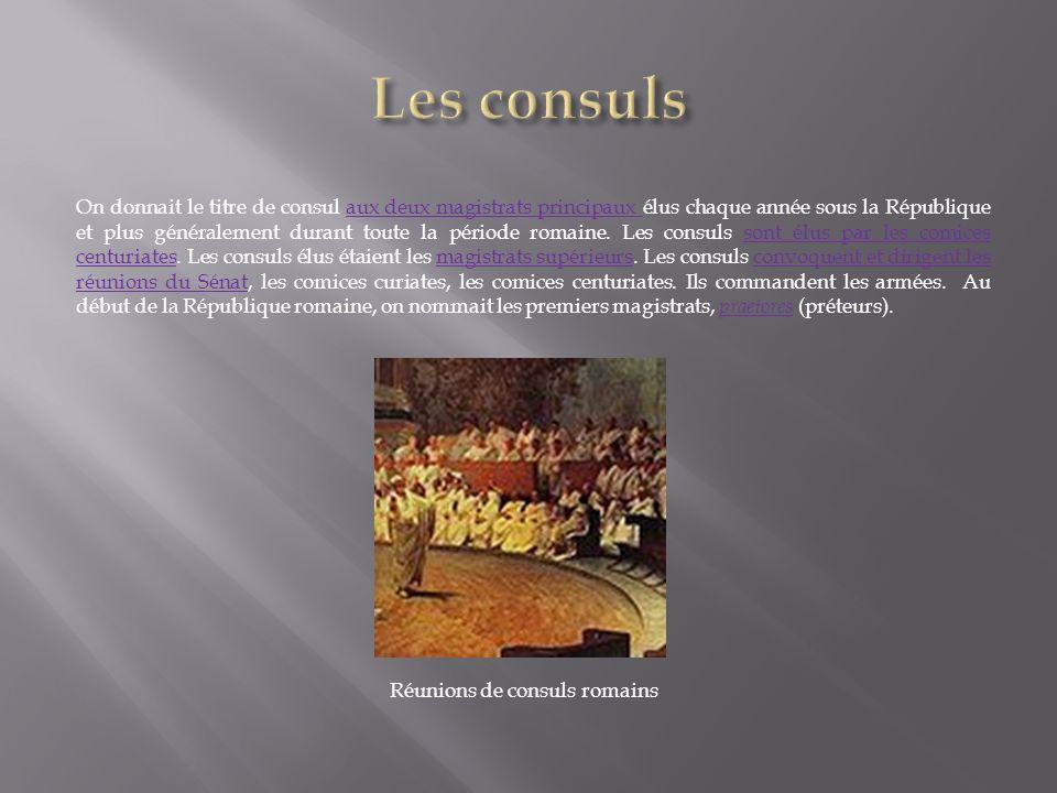 Les consuls