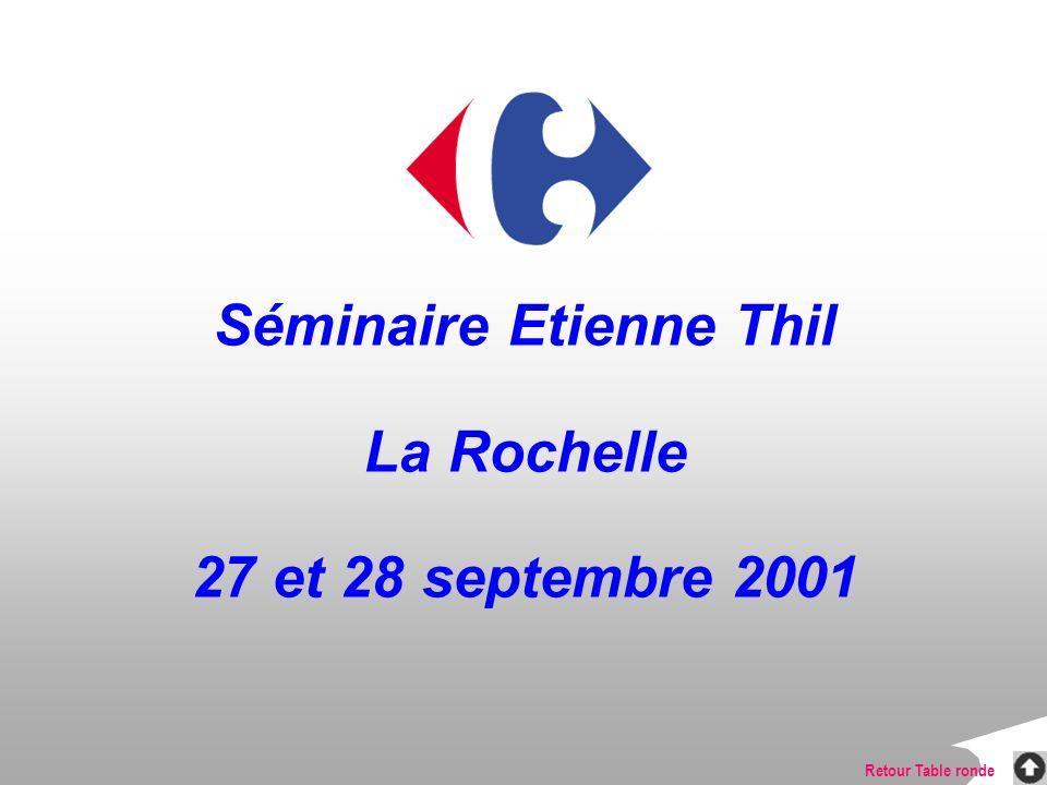 Séminaire Etienne Thil
