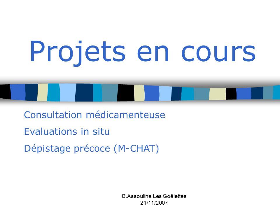 B.Assouline Les Goëlettes 21/11/2007